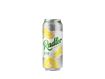 Special beer Radler Zero (alkohol free) 0.5l