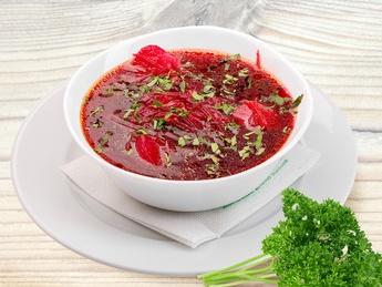 Red borscht (lean)