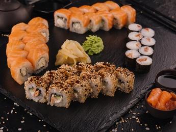 Sushi set Fudzyama