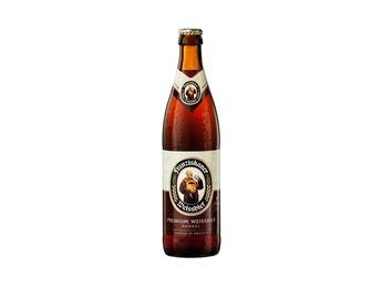 Dark wheat beer Franziskaner Dunkel 0.5l
