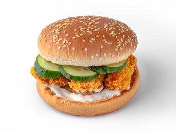 Mr Baby Crispy Burger