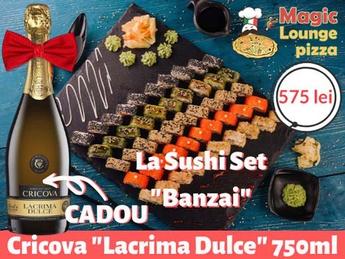 Sushi set Banzai
