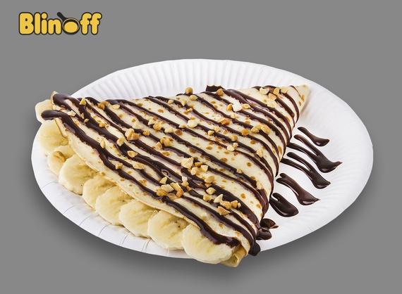 Nutella & бананом