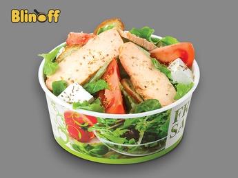 Blinoff salad