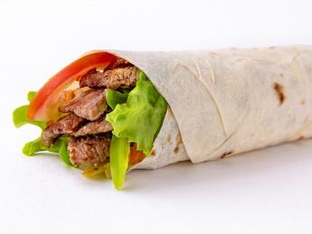 Shawarma Mr. Lavas beef