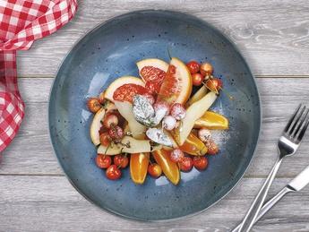 Platou cu fructe de sezon
