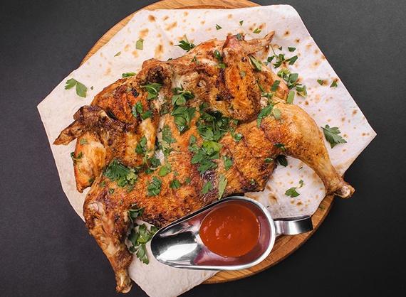 Tapaka chicken