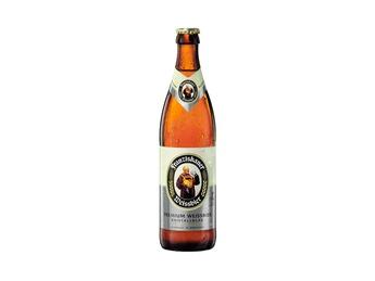 Wheat beer Franziskaner Kristall 0.5l