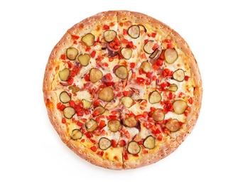 Pizza Cheeseburger - 25 cm