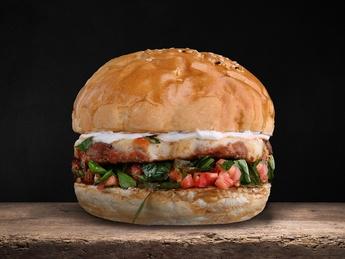 Suluguni Burger