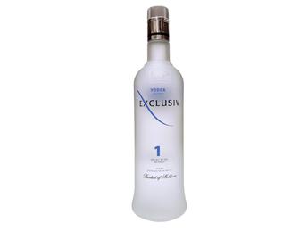 Vodka Exclusive 0,5 l