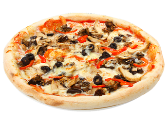 Pizza medium Rancho