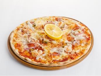 """Pizza """"Marea Neagră"""""""