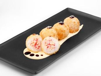 O-nigiri shrimp