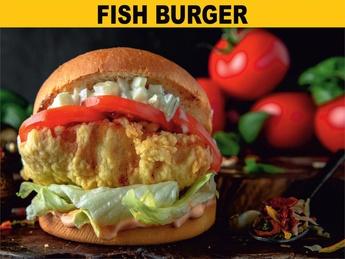 Fish бургер
