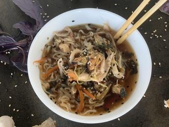 Asiatic soup