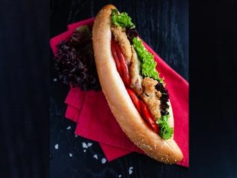 Schnitzel  Fish Baguette