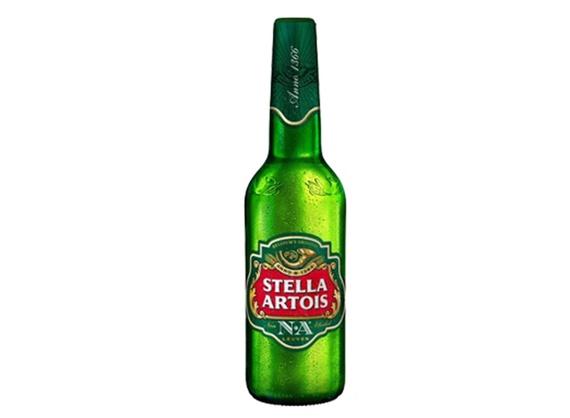 Stella Artois Без алкоголя