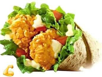 Crispy kebab
