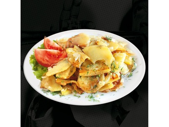 Homemade potato