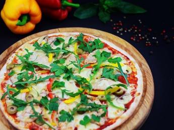 Pizza Grilled Chicken