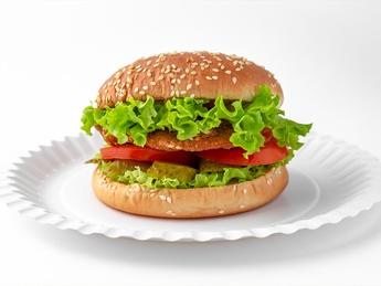 Menu Mr. Schnitzel Burger