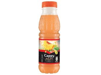 Cappy персик 0.33л