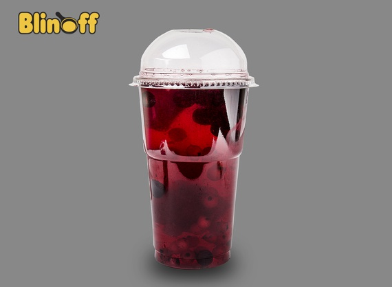 Compote of forest berries