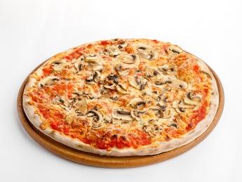 "Pizza ""mushrooms"""