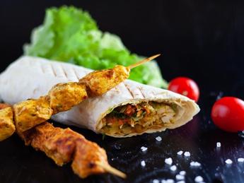 Kebab de pui mare