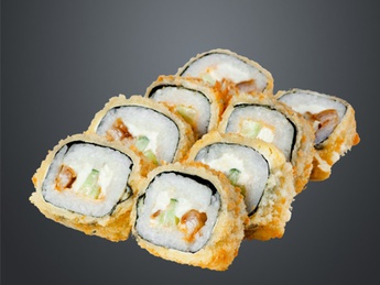 Unagi tempura