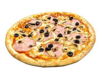 Pizza Capriccioso