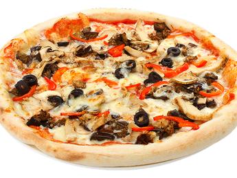 Pizza large Rancho
