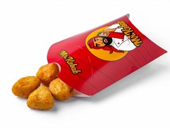 Cheddar Cheese Nuggets
