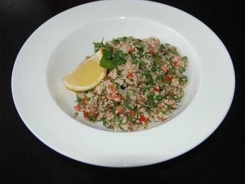 Салат с кускусом «Табуле»