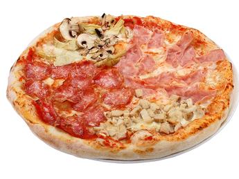 Pizza small Quattro Stagioni