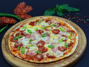 Pizza Spicy