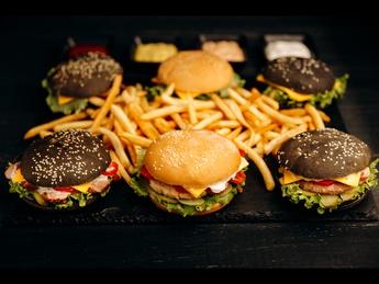 Set Burger
