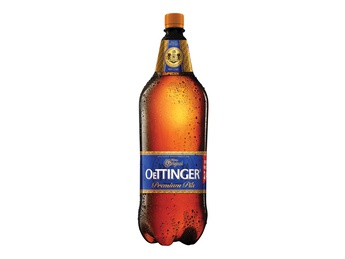 Beer lager Oettinger Premium Pils 2.4l