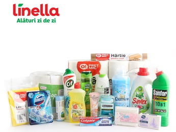 Hygiene and cleaning basket №1
