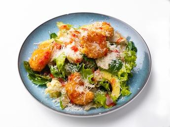 Shrimps&Avocado salad