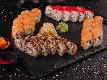 Sushi set Prinzul Samuraiului