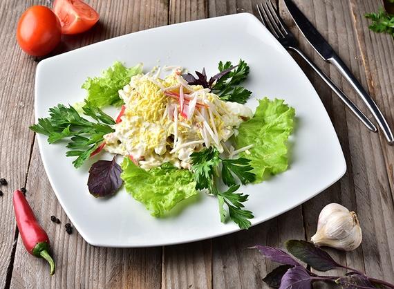 Salată Stolicinîi