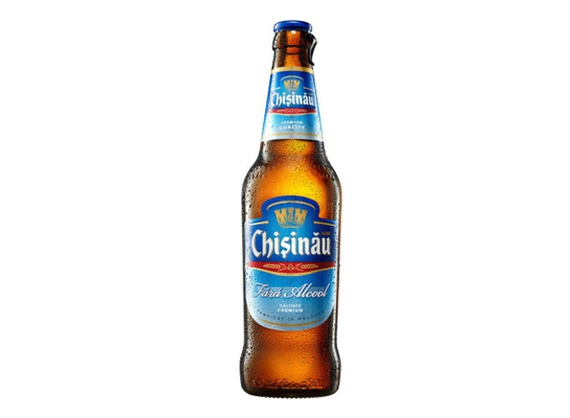 Chișinău Light non alcoholic