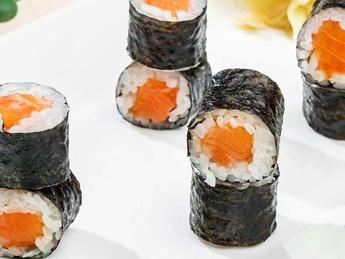 Roll Sake Maki