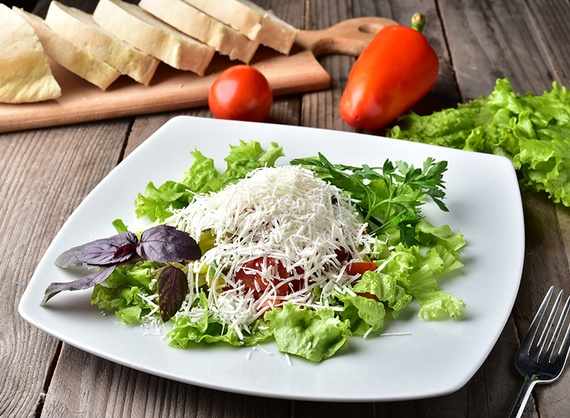 Salată Șopskii