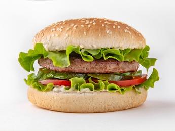 Mr. Beef Burger