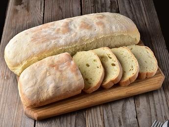 Pâine de casă Ceabatta