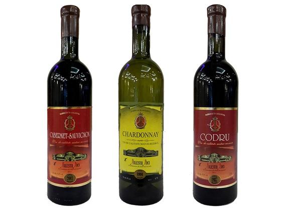 Wine from Mileștii Mici