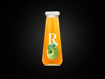 Rich Crystal apple